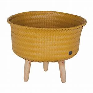 Cache Pot Sur Pied : handed by pomme piment ~ Premium-room.com Idées de Décoration