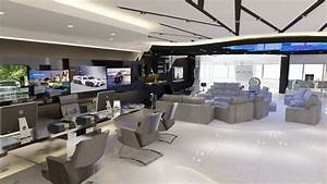 Bmw Service Center 3d Visualization And Design  Work In 3d