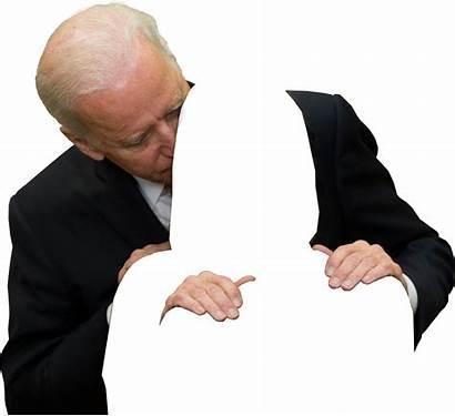 Biden Joe Transparent Creepy Nicepng Automatically Start