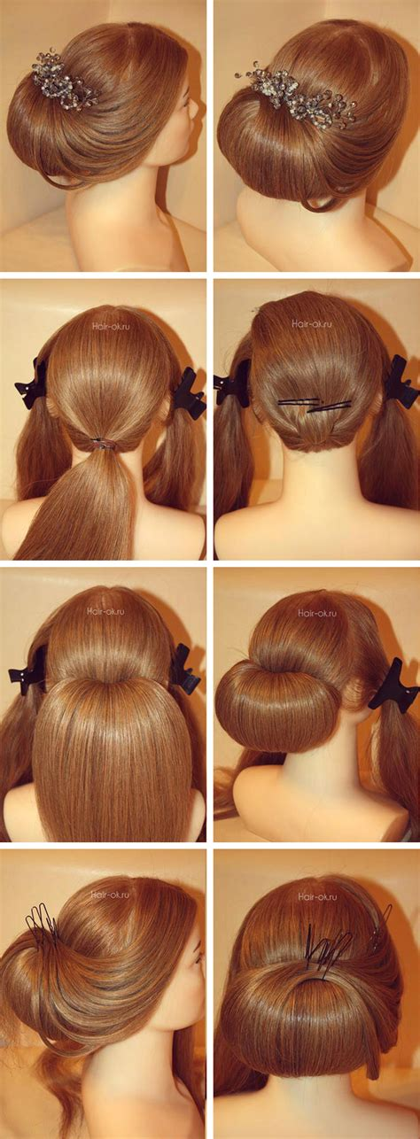 easy quick hairstyles  parties step  step