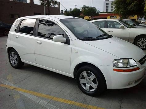 The chevrolet aveo is chevy's smallest, least expensive car. CHEVY AVEO 2008 | Anunciosgratis.mx