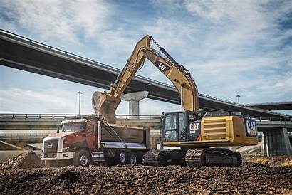 Caterpillar Excavator 336e Wallpapers Backgrounds Hydraulic 336