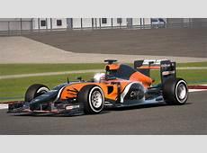 Fictional McLaren MCL33 RaceDepartment Latest Formula
