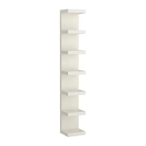 Narrow Wall Shelf Unit by 15 Best Ideas Of Narrow Shelving Unit