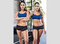 Nikki and Brie Bella – Muscle and Fitness Magazine