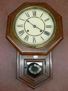 Grosse Pendule Murale : amazing agrandir ancienne horloge murale with grosse ~ Teatrodelosmanantiales.com Idées de Décoration