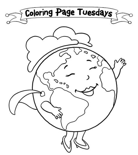 top   printable earth day coloring pages