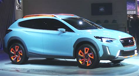 subaru xv rumors cars authority