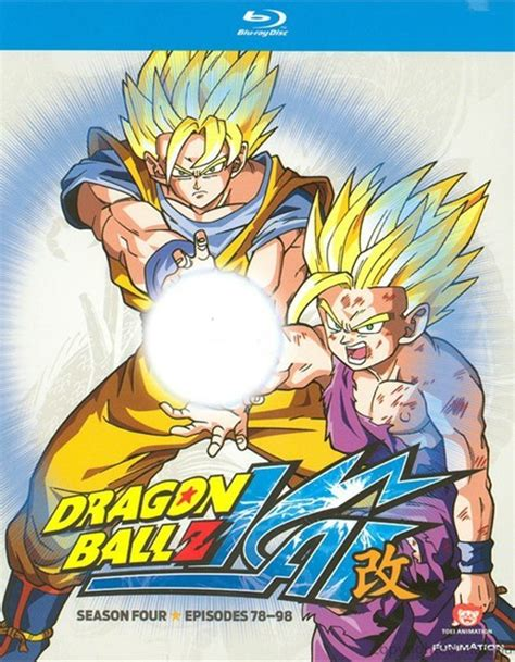 Check spelling or type a new query. Dragon Ball Z Kai: Season Four (Blu-ray )   DVD Empire