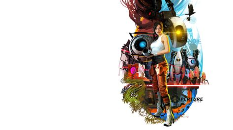Portal 2 Game Hd Wallpapers New Collections All Hd