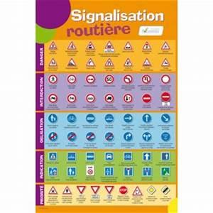 Panneau De Signalisation Code De La Route : affiche signalisation routiere ~ Medecine-chirurgie-esthetiques.com Avis de Voitures
