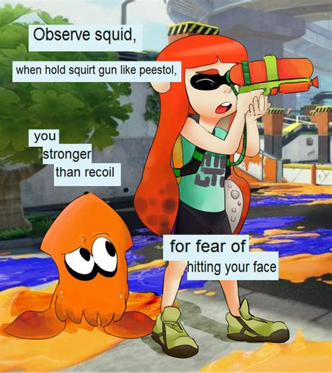 Splatoon 2 Memes - splatoon memes image memes at relatably com