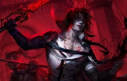 Seraph End Owari Crowley Last Vampires Seraphim