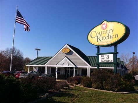 Country Kitchen Restaurant  Amerikaans (traditioneel
