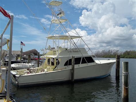 Used Sport Fishing Boats Florida by 1968 Used Custom Carolina Sportfish Sports Fishing