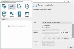 document free scanner program With software for scanning documents to pdf