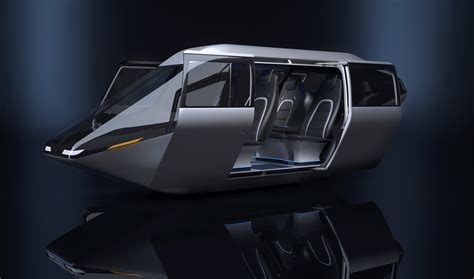 Bell Helicopter Electric Flying Taxi Sneak Peek  The Verge