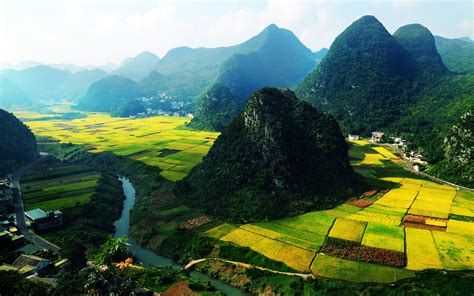 china guizhou tourism nature landscape photo preview