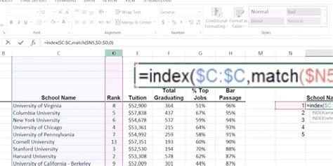 excel index match  vlookup  images excel
