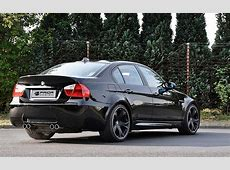 BMW E90 3 Series Widebody M3 Conversion for Non M3 Hood