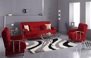 Home Design Red Sofa Living Room Ideas And Grey Decorating ...
