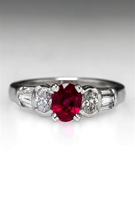if i had this ring the ruby would symbolize the blood of