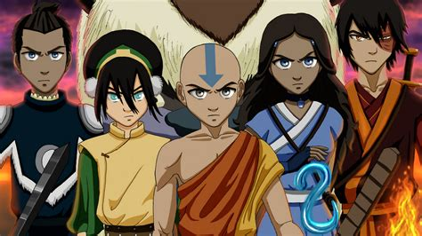 The Top 10 Characters From Avatar The Last Airbender