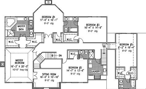 bedroom house plans blueprints affordable  bedroom