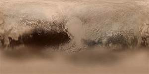 Map of Pluto's Surface (2003) : space