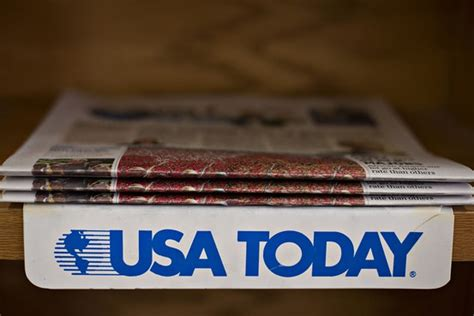 USA Today Remains Top Newspaper by Circulation - WSJ