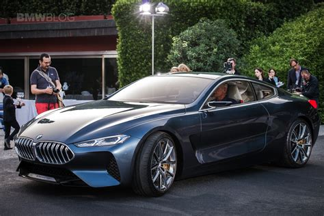 Bmw 8 Series (2018) Vs Bmw 8 Series (1989