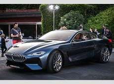 RE BMW 8 Series draws nearer Page 1 General Gassing
