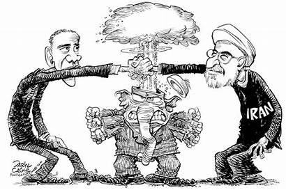 Republicans Iran Obama Cartoon Cagle Cartoons