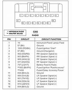 2016 Ford Fusion Radio Wiring Diagram