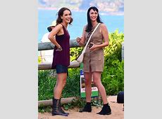 Motorists pulled Home and Away's Jessica Falkholt from car