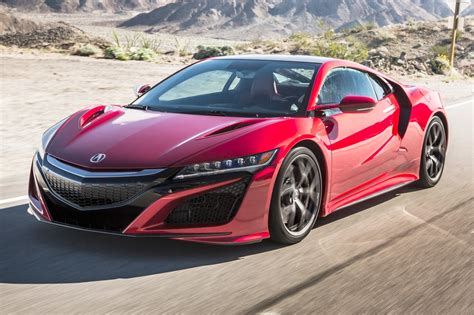 2017 acura nsx pricing for sale edmunds