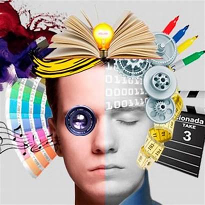 Creative Thinking Highly Relate Creativity Mind