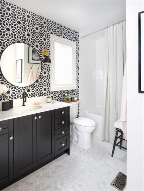 banheiros preto  branco veja fotos inspiradoras  ideias