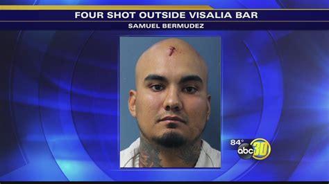 Visalia bar shooting suspect arrested | abc30.com