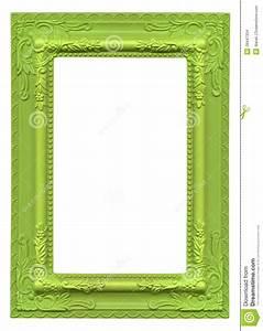 Cadre De Tableau : cadre de tableau vert photo stock image du papier blanc ~ Dode.kayakingforconservation.com Idées de Décoration