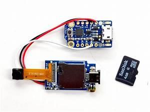 New Guide  Timelapse Spy Camera  Adafruitlearningsystem