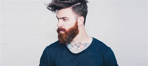 beard red   hair isnt fashionbeans