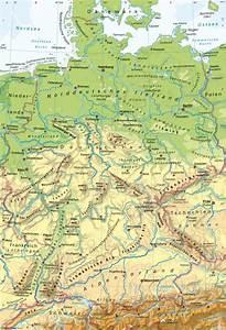 Deutschland Physische Karte : diercke weltatlas kartenansicht deutschland physische bersicht 978 3 14 100870 8 51 ~ Watch28wear.com Haus und Dekorationen