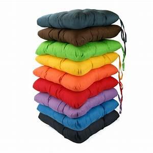 Beistelltisch 40 X 40 : sitzkissen stuhlkissen 40 x 40 cm garten kissen bodenkissen weichstuh ~ Bigdaddyawards.com Haus und Dekorationen