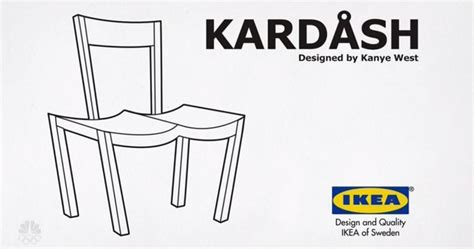 Ikea Trolls Kanye West, And Now Everyone Is Trolling Him