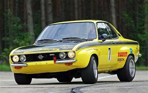 Opel Car by Classic Rally Car Search Opel