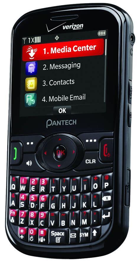 basic verizon phones pantech caper basic bluetooth messaging prepaid phone