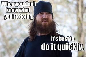 Inspiration: 15... Duck Dynasty Donut Quotes