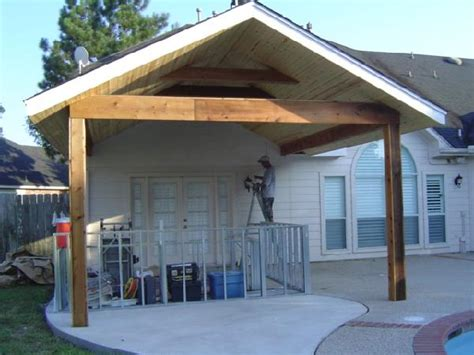 affordable shade patio covers houston custom covered