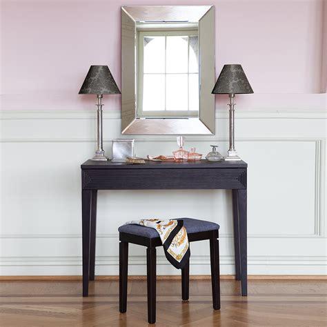 coiffeuse pour chambre elegancka w kolorze drewna toaletka z szufladą toaletki